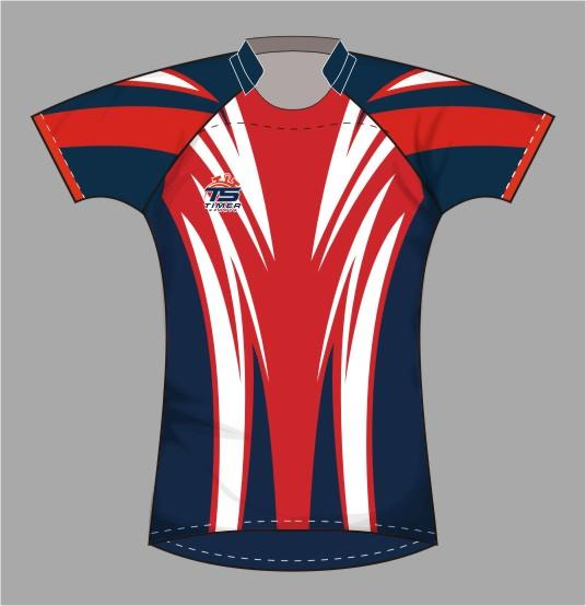 Rugby League Pro Fit Jerseys 16