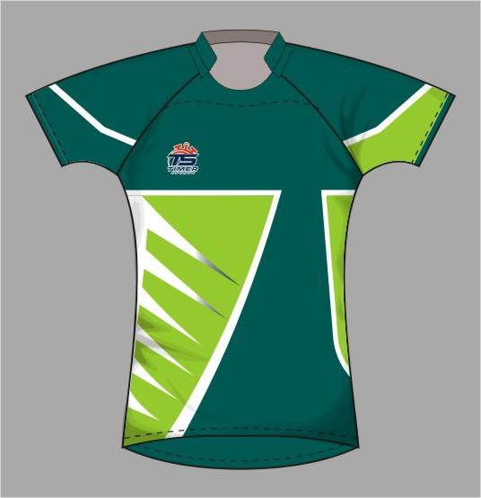Rugby League Pro Fit Jerseys 21