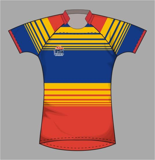 Rugby League Pro Fit Jerseys 23