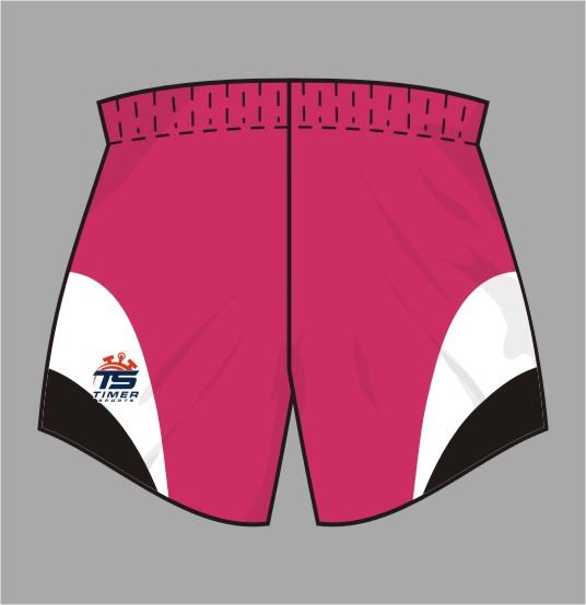 Rugby League Shorts 01