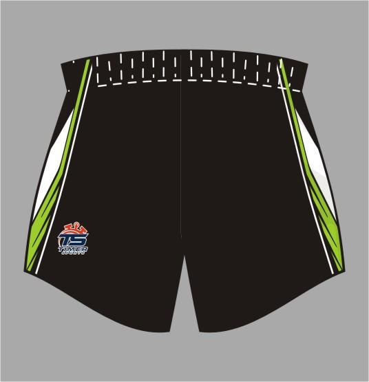 Rugby League Shorts 02