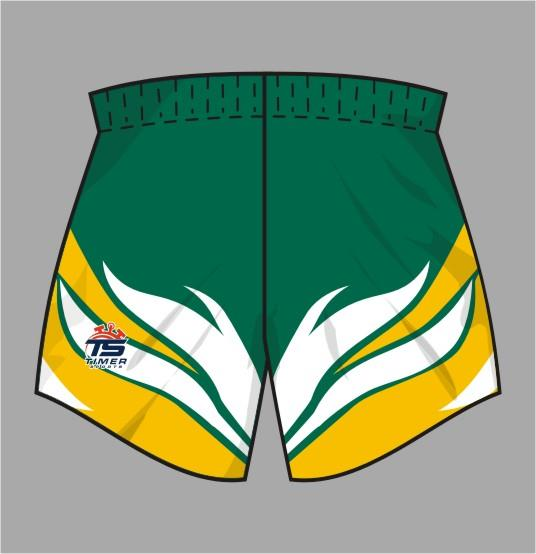 Rugby League Shorts 05