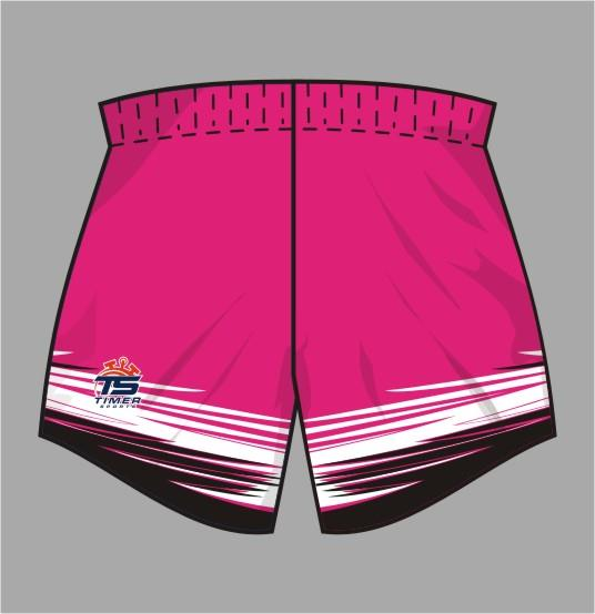 Rugby League Shorts 06