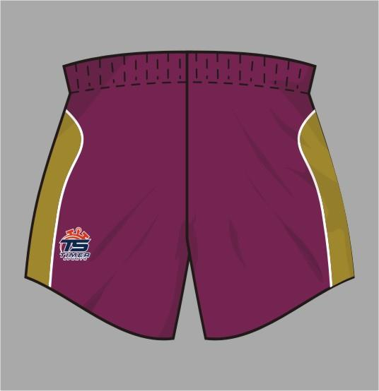 Rugby League Shorts 09