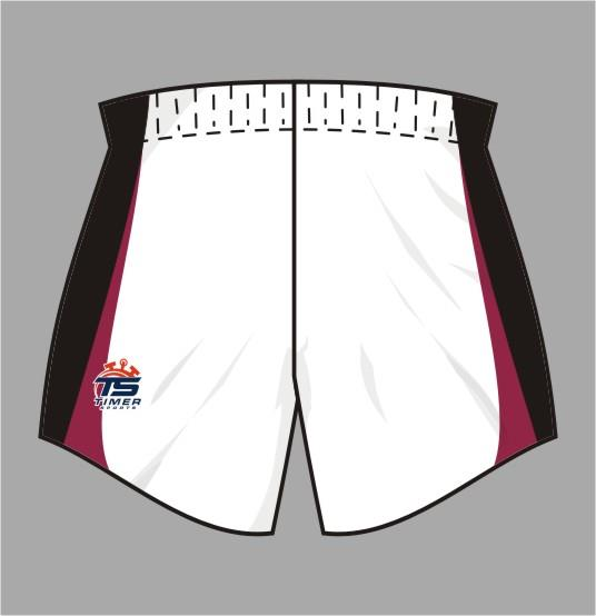 Rugby League Shorts 12