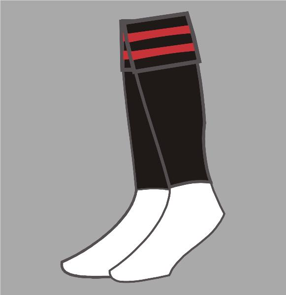 Rugby League Socks 02