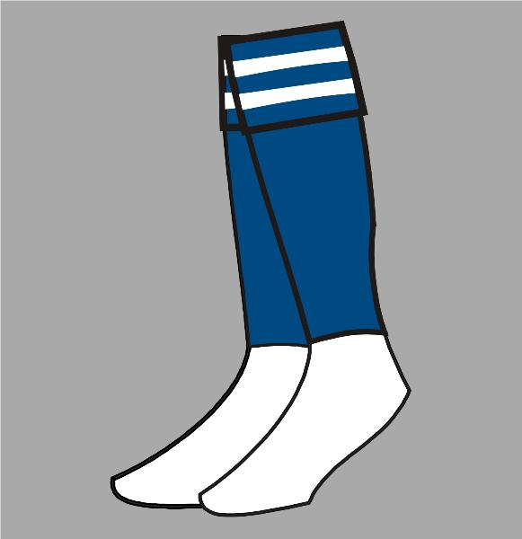 Rugby League Socks 04