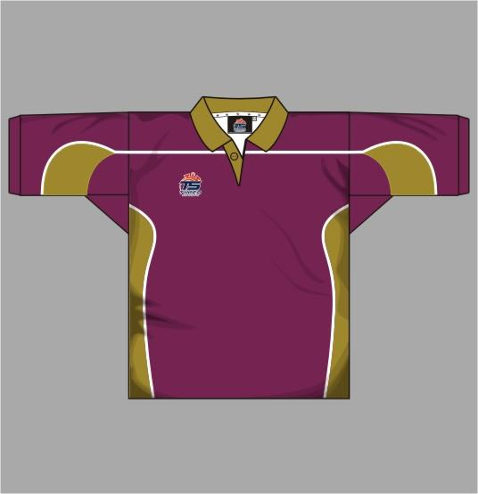 Rugby Union Jerseys 09