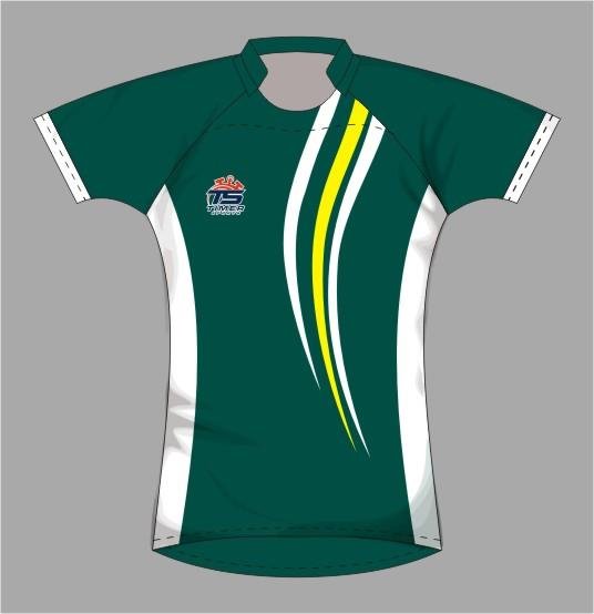 Rugby Union Pro Fit Jerseys 01
