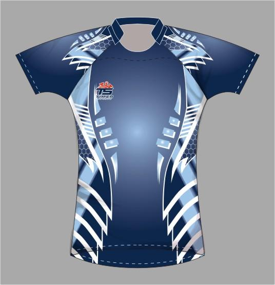 Rugby Union Pro Fit Jerseys 02