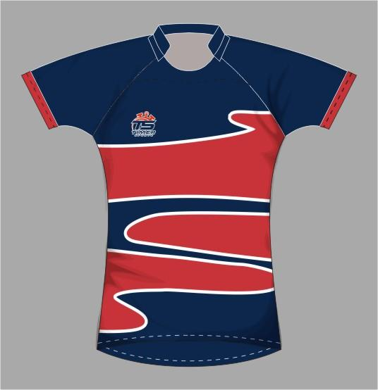 Rugby Union Pro Fit Jerseys 04