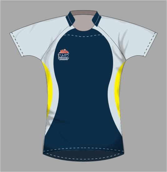 Rugby Union Pro Fit Jerseys 05