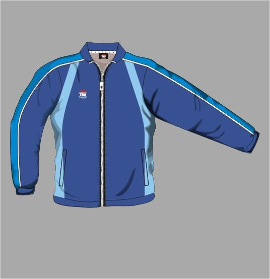 Tracksuit Jacket Off Field 04