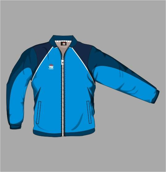 Tracksuit Jacket Off Field 07