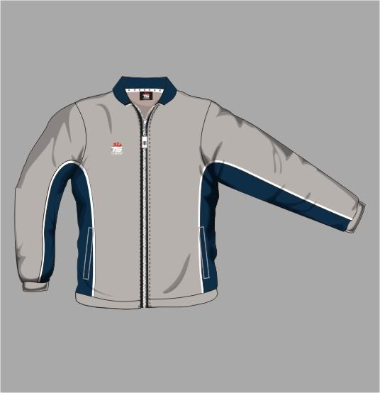Tracksuit Jacket Off Field 08