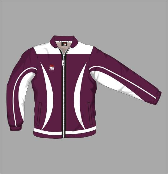 Tracksuit Jacket Off Field 10
