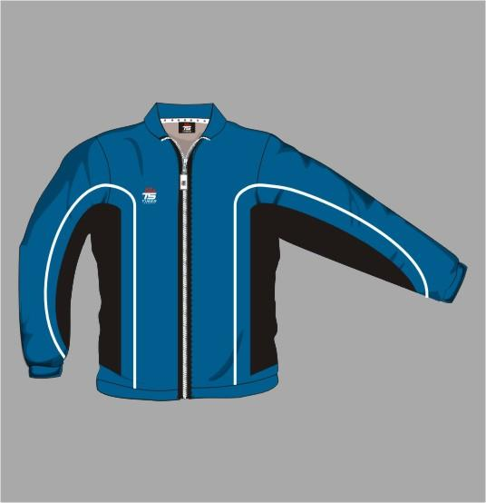 Tracksuit Jacket Off Field 12